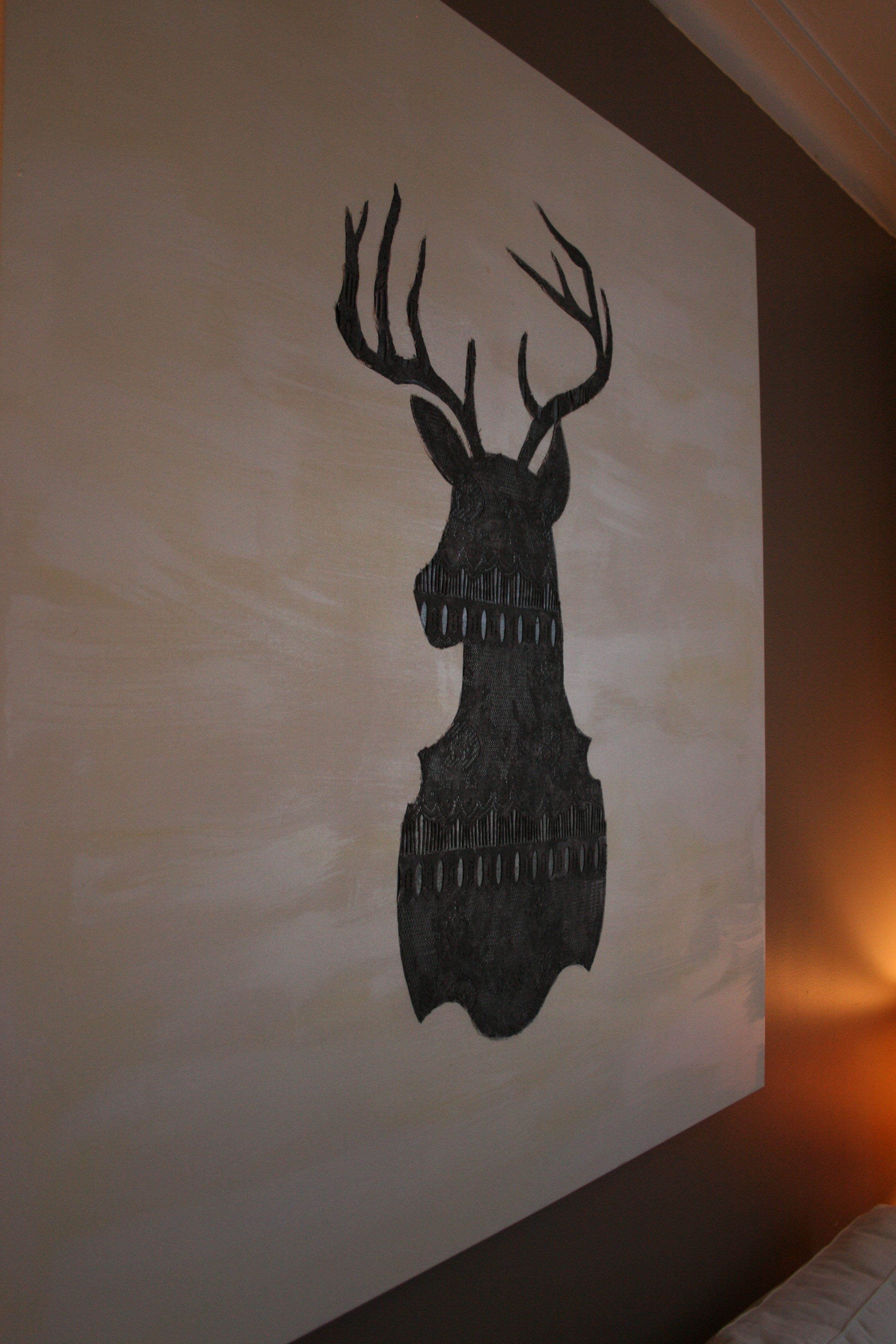 The Deer In My Living Room Chiche Amp Chouette